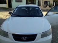 Hyundai Sonata 2008 por motivo de viaje