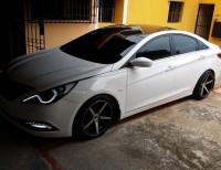Hyundai Sonata 2011 full