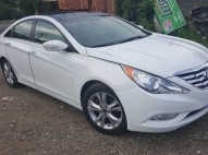 Hyundai Sonata Limited 2012