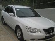 Hyundai Sonata N20 2009