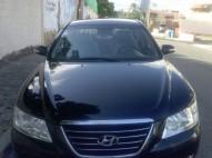 Hyundai Sonata N20 2010 negro