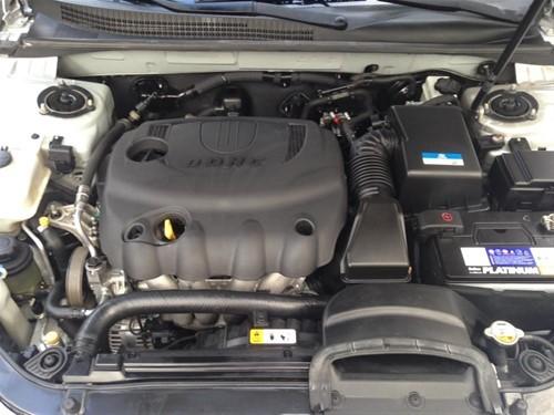 Hyundai Sonata N20 2013
