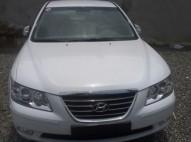 Hyundai Sonata N20 TRANSFORT 2009 inic RD75000 tasa financ 13 8300