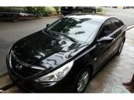 Hyundai Sonata Y20 2010 Negro