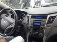Hyundai Sonata Y20 2012 Naranja GLP de fabrica