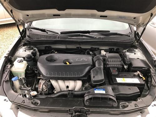 Hyundai Sonata Y20 2013