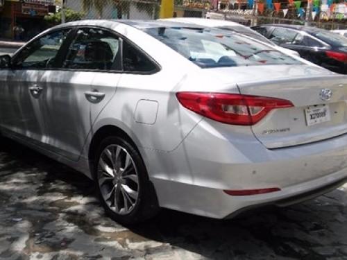 Hyundai Sonata Y20 2016
