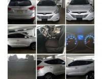 Hyundai Tuccson 2015 Gris Plata