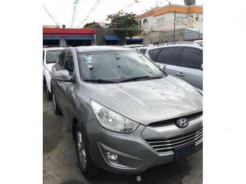 Hyundai Tucson 11 Gris Nueva