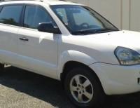 Hyundai Tucson 2007 Blanca