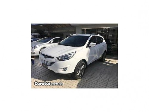 Hyundai Tucson 2015 Blanca, camara, xenon, nueva