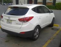 Hyundai Tucson Blanca 2011