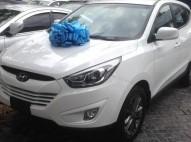 Hyundai Tucson Blanca 2014