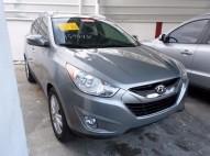 Hyundai Tucson LIMITED 2012