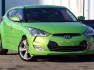 Hyundai Veloster 2012 camara reversa