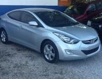 Hyundai elantra 2012 recién importado