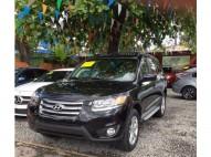 Hyundai santa fe 2012 limited