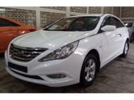 Hyundai sonata y20 blanco 2011