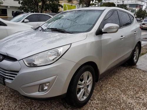 Hyundai tucson 2011 gris