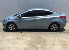 Hyundai Avante LPI 2013