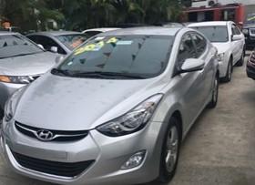 Hyundai Avante LPI 2014