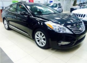 Hyundai Azera 2013 Super Clean