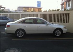 Hyundai Azera Ex Company Car for sale