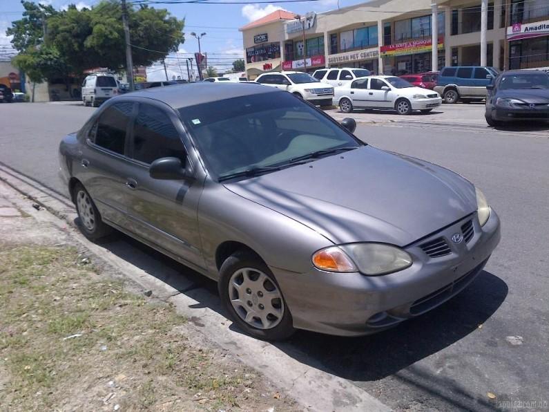 Hyundai Elantra 1999