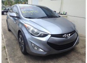 Hyundai Elantra 2013 STD