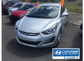 Hyundai Elantra 2016 Full Power