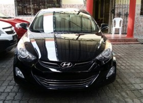 Hyundai Elantra Limited Edition 2013