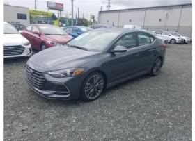 Hyundai Elantra TURBO 2017 AUT UNICO DISP