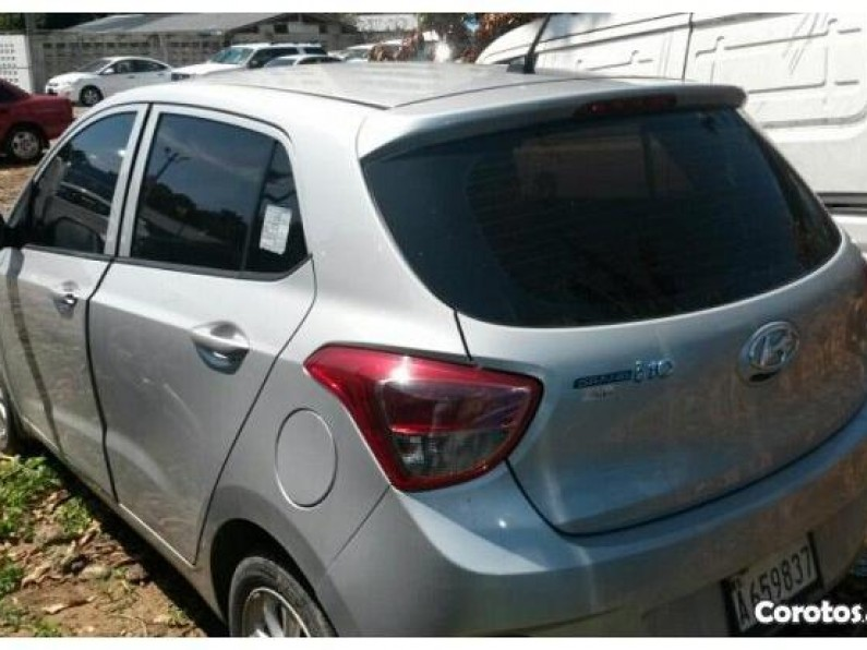 Hyundai Gran i10 unico dueño
