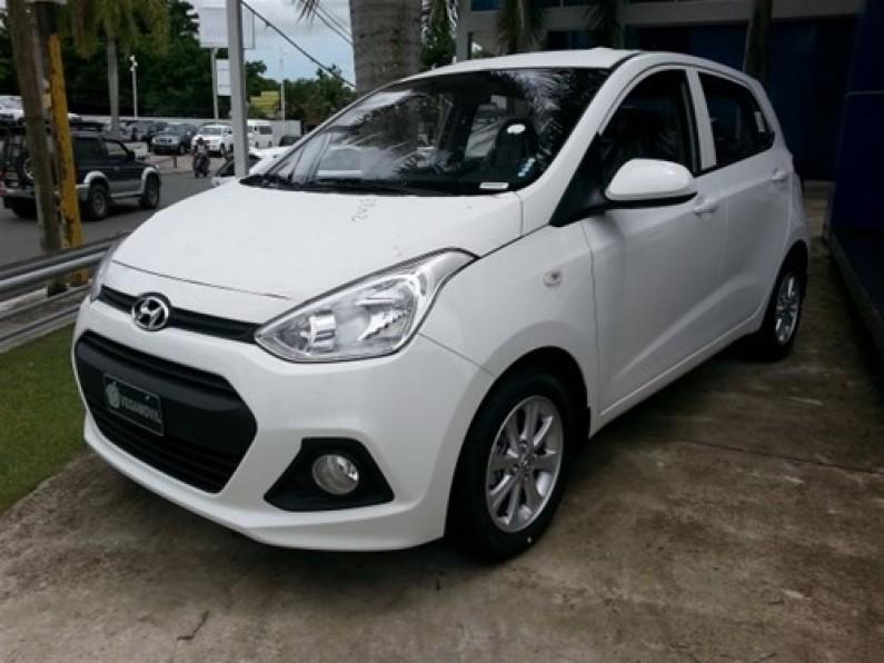 Hyundai Grand I 10 2017