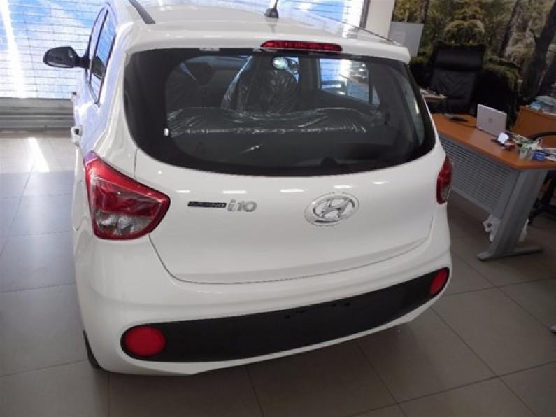 Hyundai Grand I 10 2018