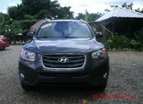 Hyundai Grand Santa Fe 2011