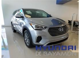 Hyundai Grand Santa Fe 2017 3 Filas