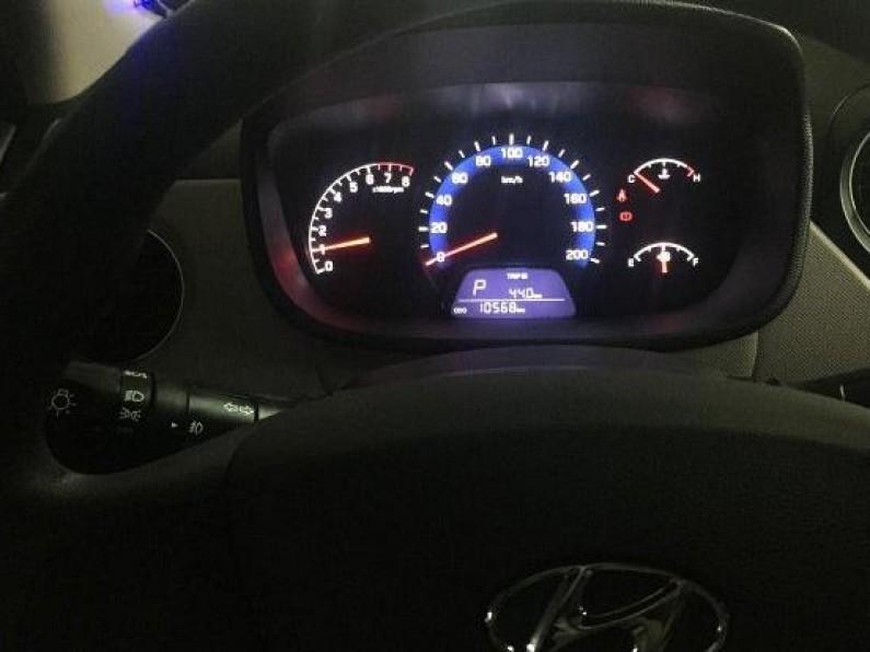 Hyundai Grand i10 2015 baul