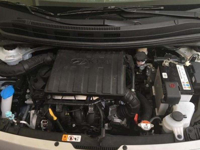 Hyundai Grand i10 2016 Sedan