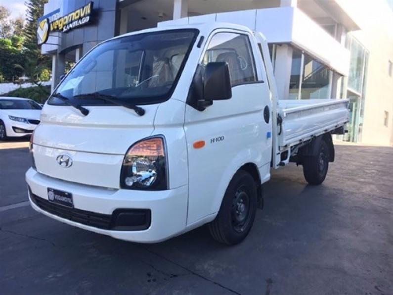 Hyundai H-100 2017