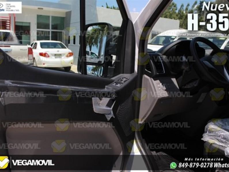 Hyundai H350 2017