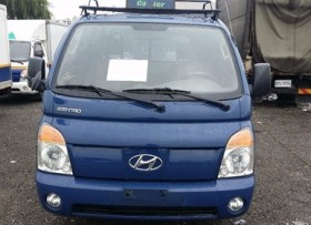 Hyundai Porter ll 2012