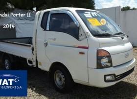 Hyundai Porter ll 2014