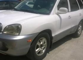 Hyundai Santa Fe 2002 en excelentes condiciones