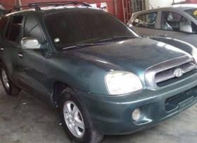 Hyundai Santa Fe 2002