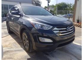 Hyundai Santa Fe 2015 como nueva