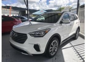 Hyundai Santa Fe 2017 SE