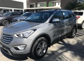 Hyundai Santa Fe CRDi 2015