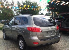 Hyundai Santa Fe Exclusive 2009