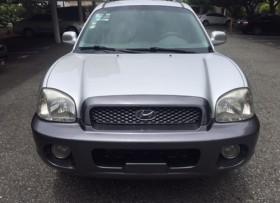 Hyundai Santa Fe Limited 2004